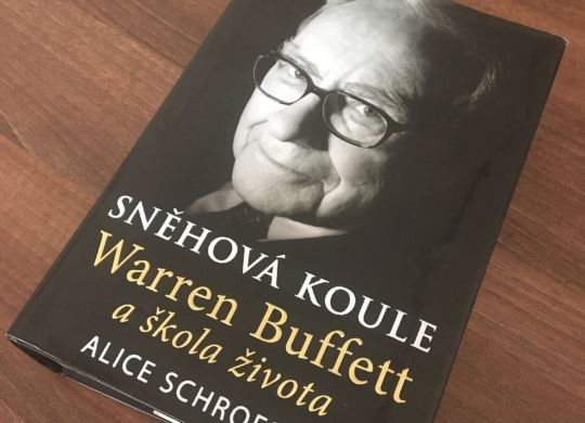 Warren Buffet - Sněhová koule