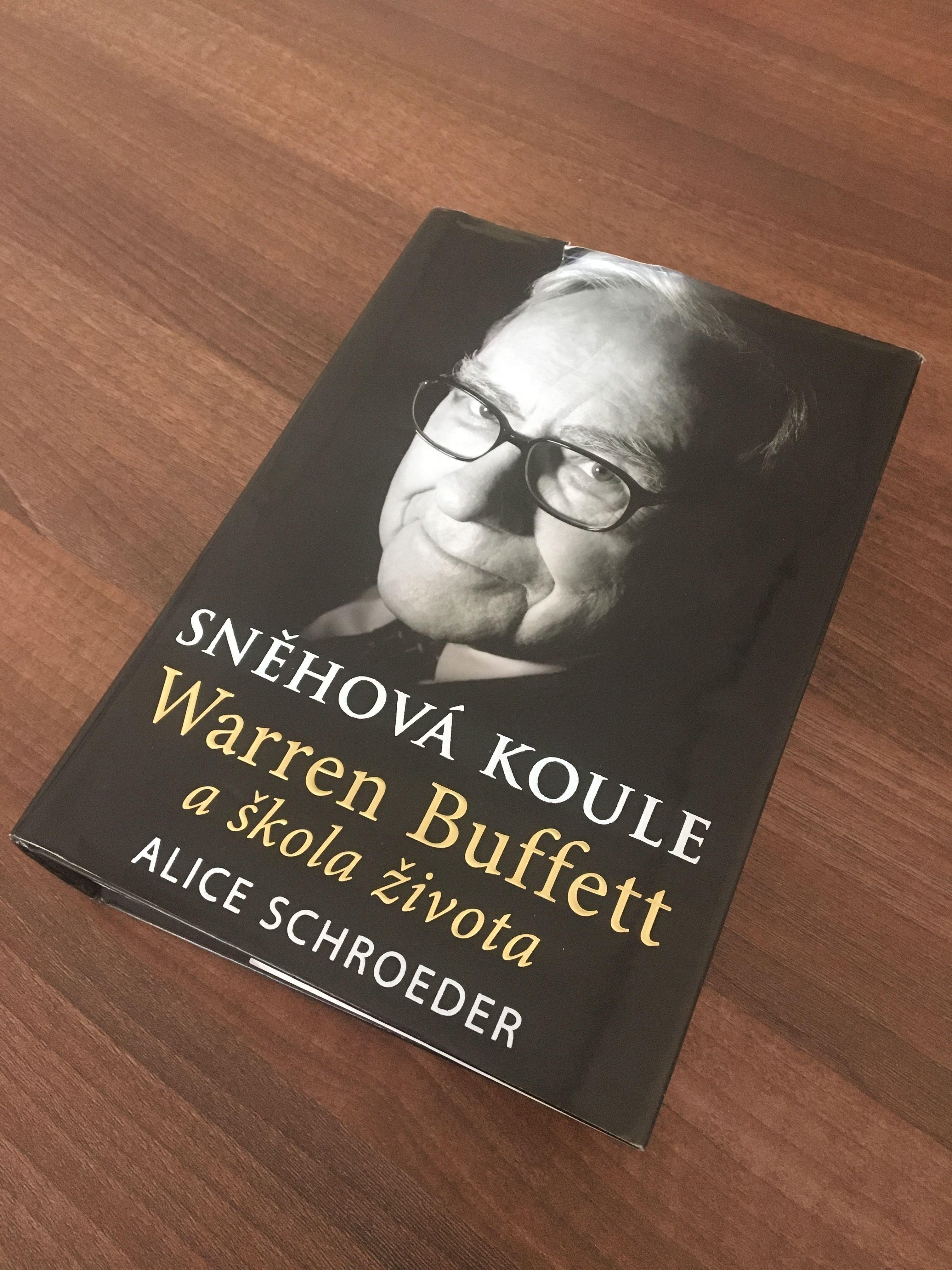 """Warren Buffett: """"Příběh oDžinovi"""""""
