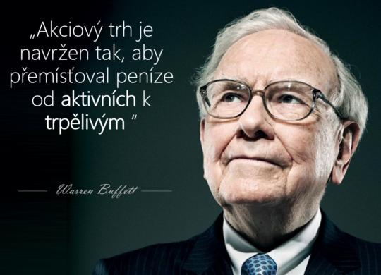 Buffet - od aktivních k trpělivým