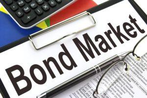 Obrázek dluhopisového trhu.