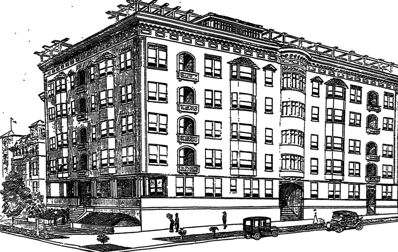 bytový dům - prodej nemovitosti