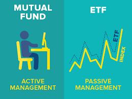 Aktivní OPF vs. pasivní ETF