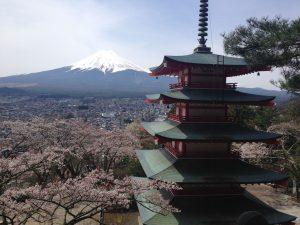Cestování Japonsko